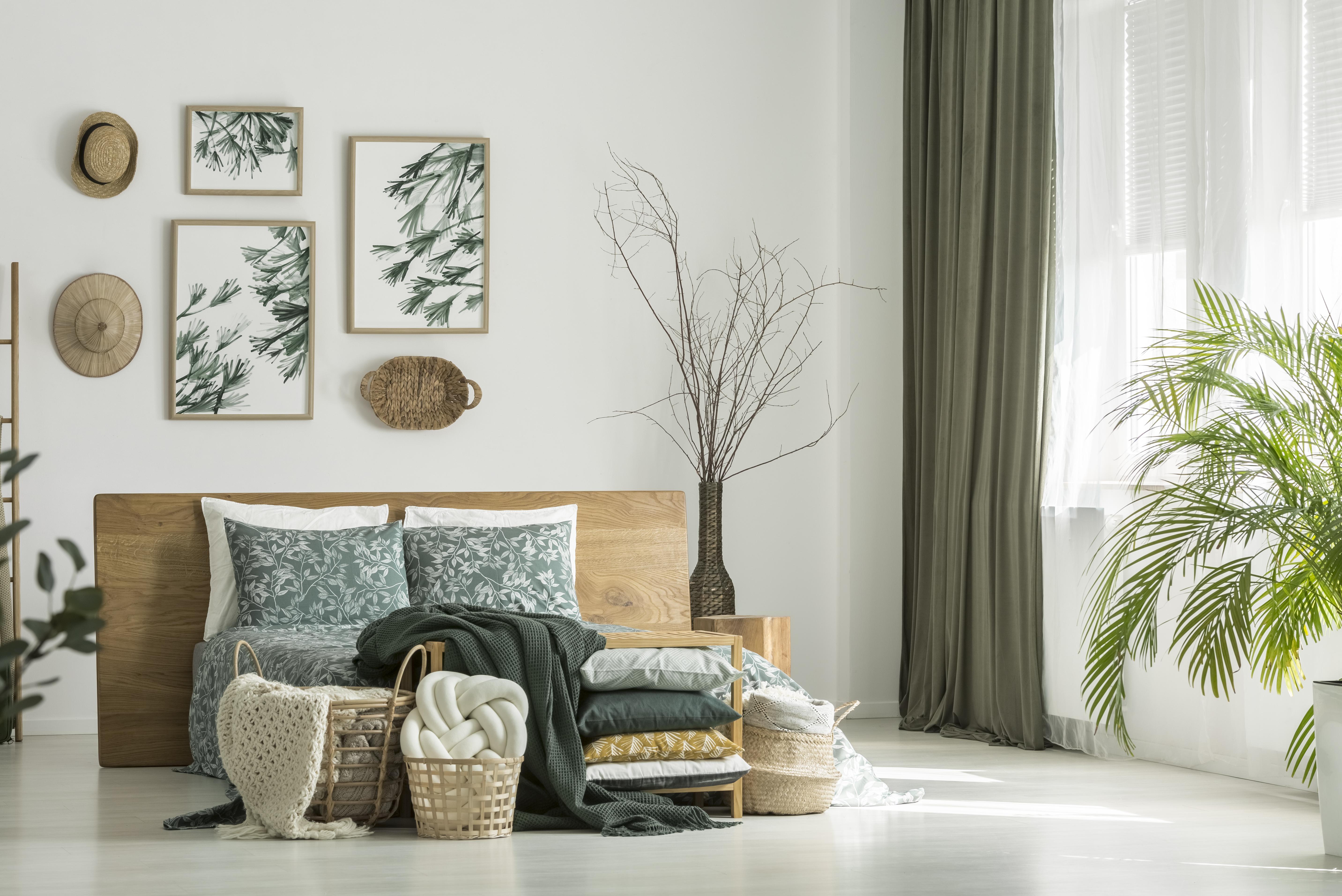 rénovation chambre couleurs tendances